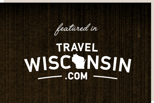 Roepke's Village Inn Charlesburg is featured in Travel Wisconsin article